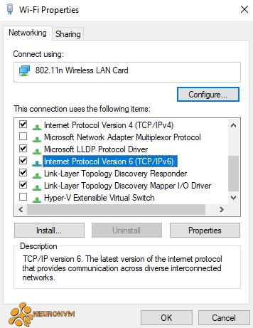 How to Install IPv6 on Windows Server