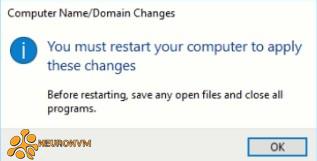 tutorial change hostname on rdp