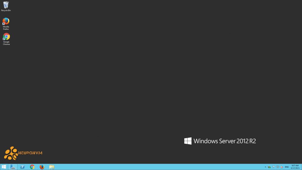 windows server environment