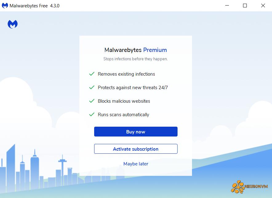 How to install Malwarebytes on windows