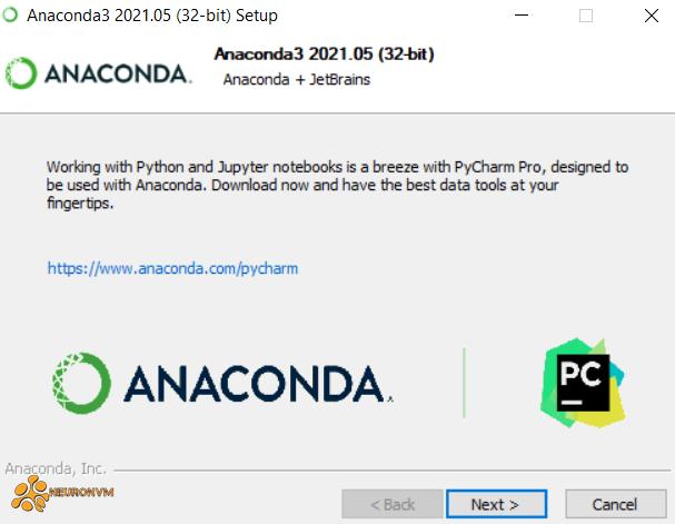 install Python-anaconda