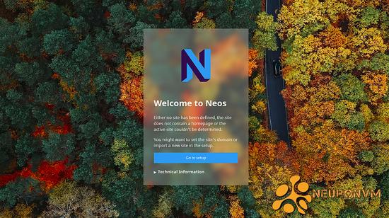 Neos login